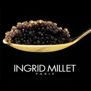 Ingrid Millet - Cosmétiques à base de caviar