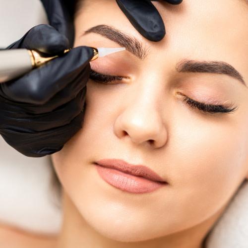 Permanent Makeup Poil a Poil