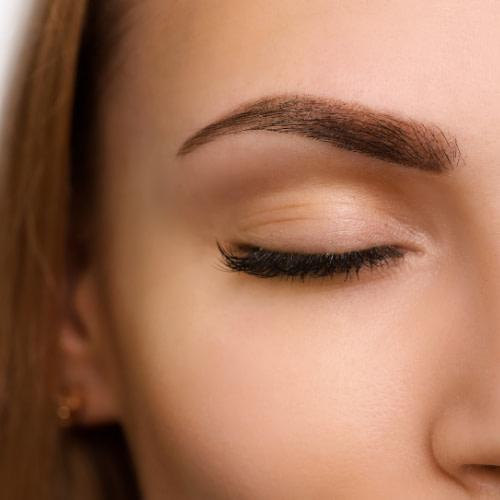 Permanent Makeup Poudrage