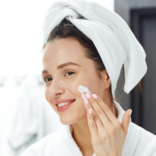 Mesoestetic products for your beauty routine at home